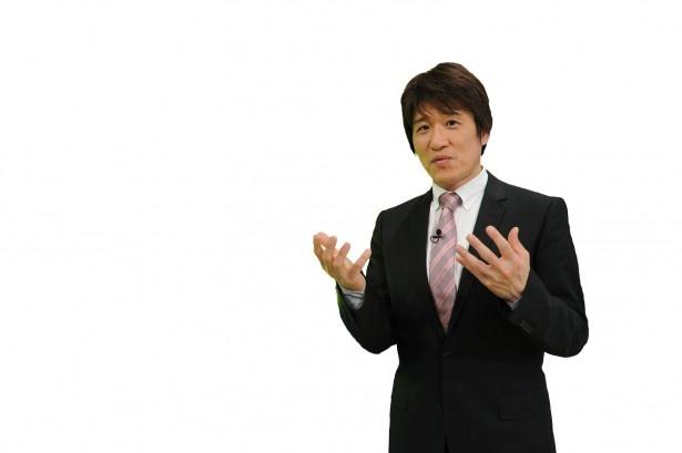 【写真を見る】くりぃむしちゅーを相手にサバイバルクイズバトルに挑む林修
