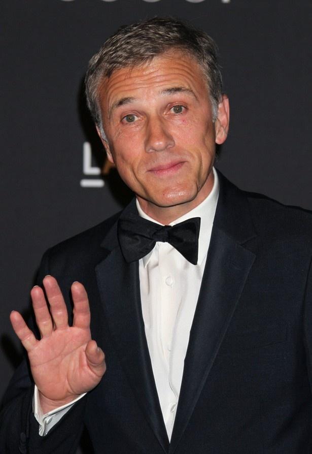 クリストフ・ヴァルツが『Bond 24』に出演決定!