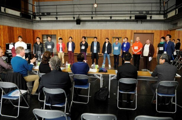劇団四季最新作「アラジン」のキャストオーディションの模様