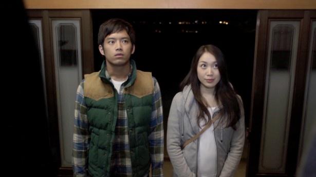 映画「花蓮~かれん~」のW主演を務めるキタキマユ(写真右)と三浦貴大(写真左)