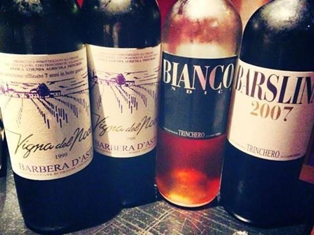 各生産者がとっておきの秘蔵ワインを持ち寄る予定(別途料金が必要)