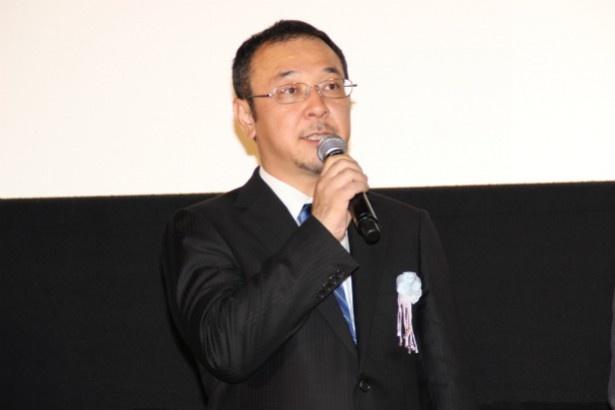 メガホンをとった川村泰祐監督