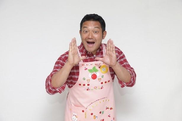 """「保育探偵25時~花咲慎一郎は眠れない!!」の主演・山口智充は、人気者の保育園長。だが、この笑顔とは裏腹に""""裏の顔""""を持つ"""