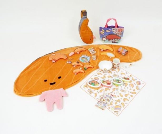 11月19日(水)に発売される「KIRIMIちゃん.毎日」シリーズの商品は全21種類