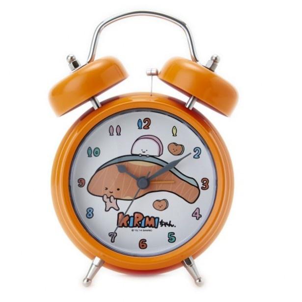 【写真を見る】商品を購入し、抽選に当たると手に入る「KIRIMIちゃん.ボイス目覚まし時計」