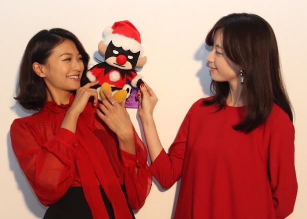 【写真を見る】榮倉奈々とハン・ヒョジュに恋愛観を直撃!