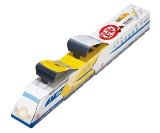 【写真を見る】新幹線ファンにはたまらない!3種類の新幹線が楽しめるマトリョーシカのようなパッケージ