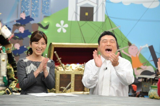 毎週替わるゲストMCも番組の見どころ。11月23日(日)は山崎弘也が務める