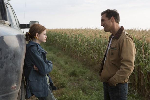 「映画の核となっている愛を感じてほしい」と語ってくれたジェシカ