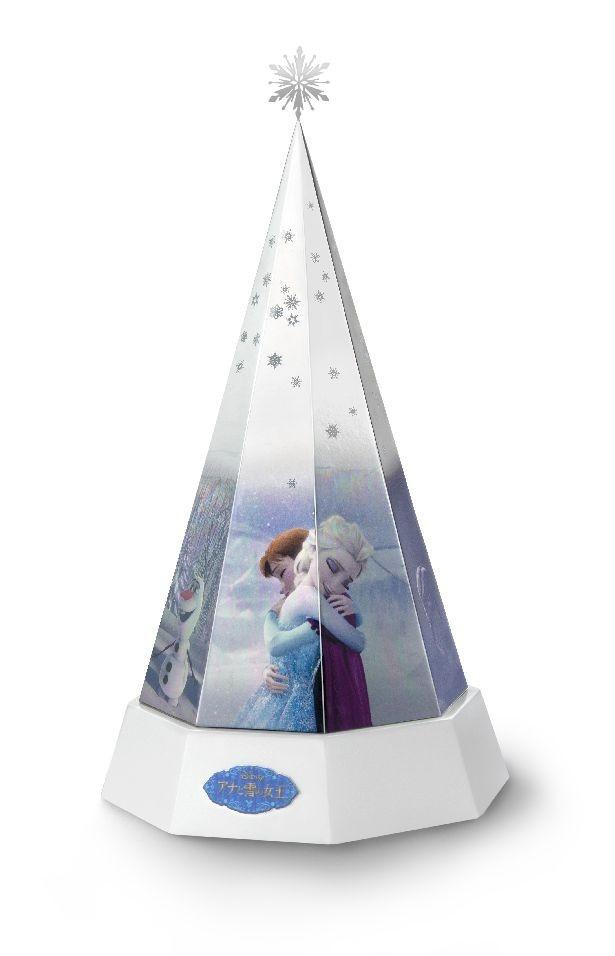 【写真を見る】こちらは45万円! シルバー製「ディズニー シルバークリスマスツリー ~アナと雪の女王~」