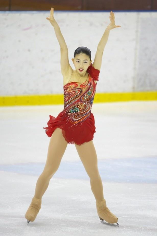 【写真を見る】永井優香 今季のフリープログラム