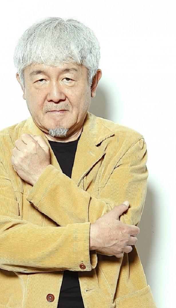 「怪奇恋愛作戦」の音楽を担当する鈴木慶一。演出・脚本のケラリーノ・サンドロヴィッチとも親交が深い