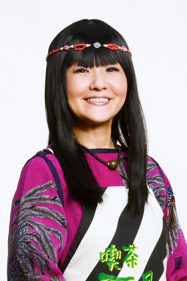 「喫茶面影」の女主人・唄子役の犬山イヌコ