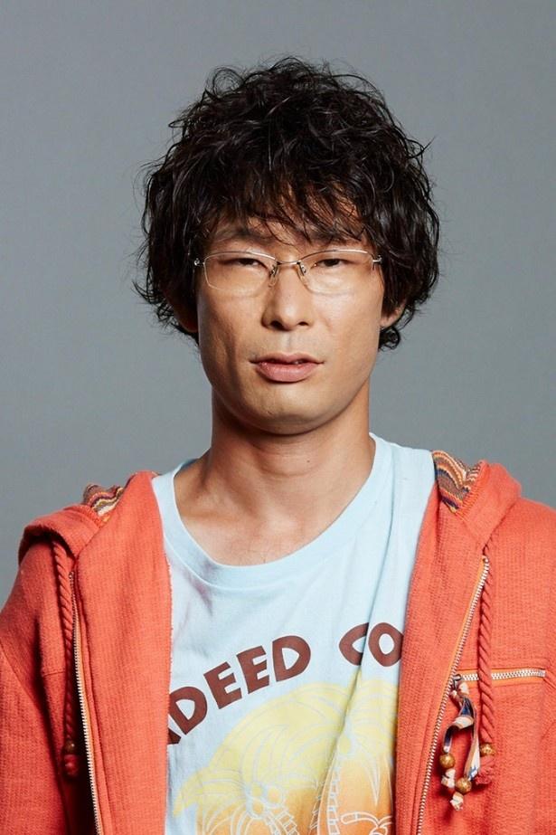 冬(緒川たまき)の元同僚・黴田役を演じる水澤紳吾