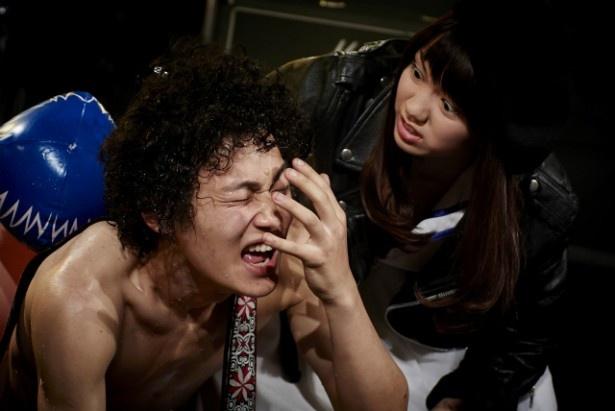 宇田川咲(二階堂ふみ)の凶暴さにびっくり