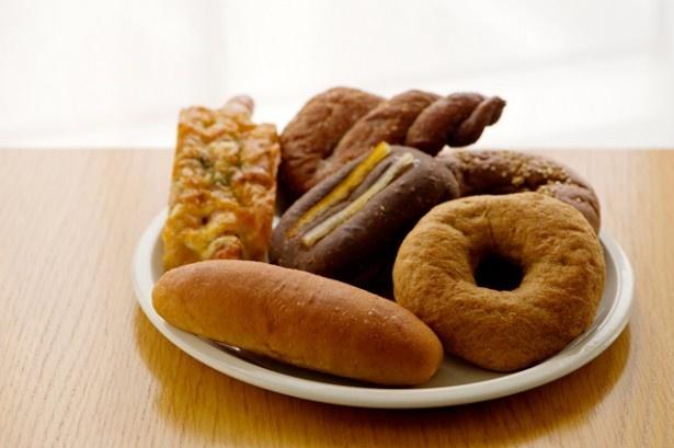 糖質大幅カットのため、ダイエッターに打って付けの「ふすまパン」