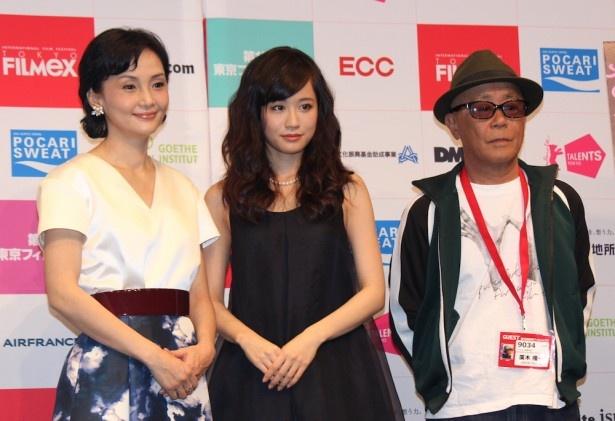さよなら歌舞伎町』のプレミア上映が行われた