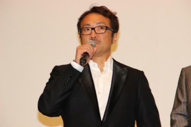メガホンをとった平川雄一朗監督