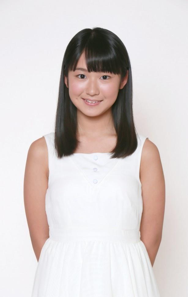 野中美希(のなか・みき)。1999年10月7日生まれ(15歳)。静岡県出身。A型。身長157cm。特技は英会話と耳コピ