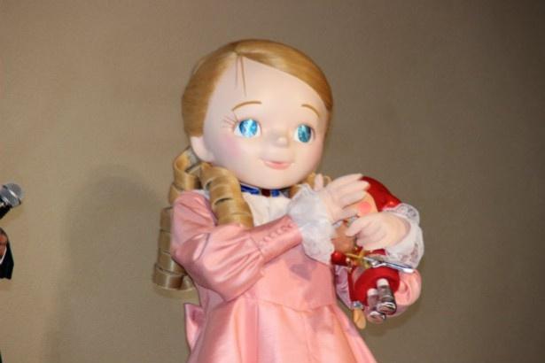 『くるみ割り人形』のヒロイン、クララ