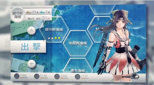 PS Vita版には戦場全体が俯瞰できるマップを設ける予定とのこと