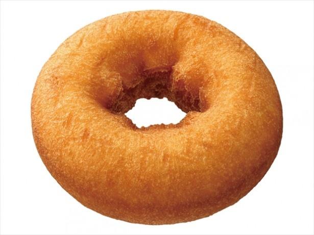 """ミスドの「ケーキドーナツ」が復活!""""生地そのもののおいしさを味わえる""""という「ホームカット」(108円)"""