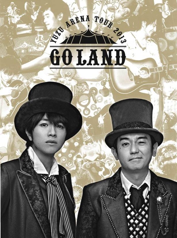 '13年に行ったアリーナツアー「GO LAND」も