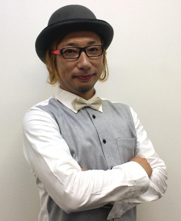 メガホンをとった増田セバスチャン監督