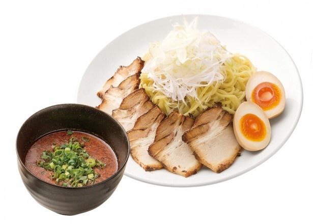 陽林軒がこだわった極上のオリジナルつけダレが味わえる「九州豚骨坦々つけ麺」