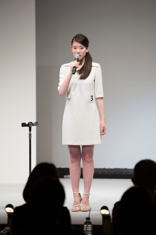 11月2日に行われた「20thスターオーディション」最終審査会の模様