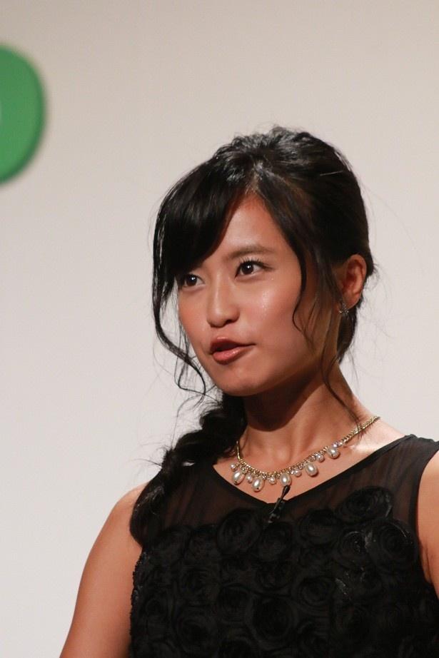 【写真を見る】爆笑問題・田中とLINEでやり取りしていることを明かした小島瑠璃子