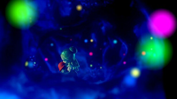大切なくるみ割り人形をネズミにさらわれたクララは、人形の国に迷い込む