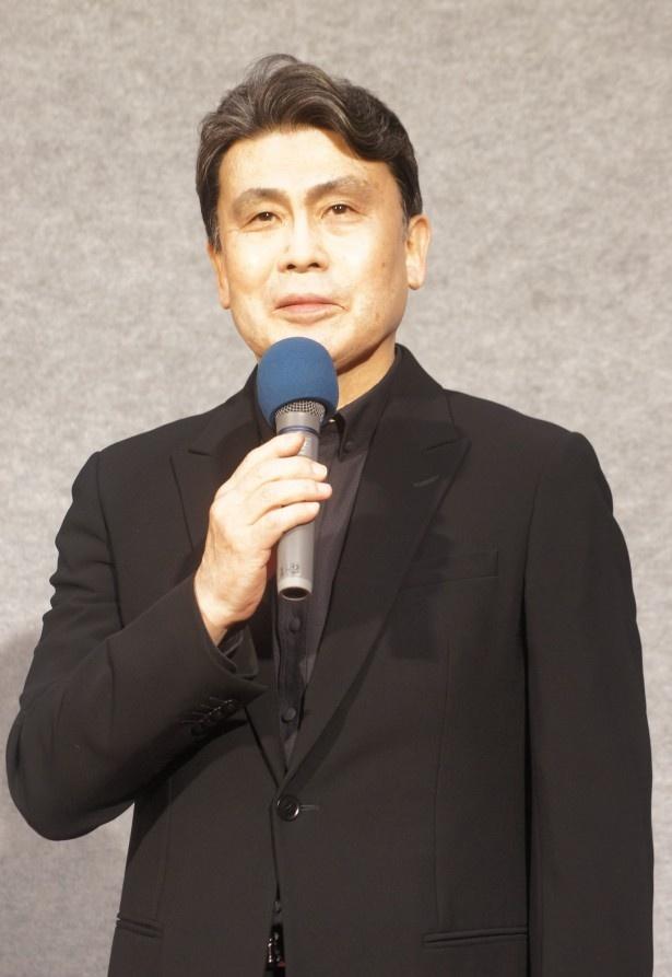 【写真を見る】特集ドラマ「ナイフの行方」で孤独な老人・拓自を演じた松本幸四郎