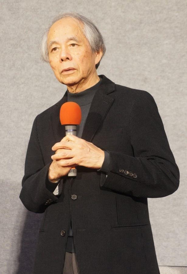 人間の分からなさを描いたという山田太一。松本を信頼して回想シーンを入れなかったともいう