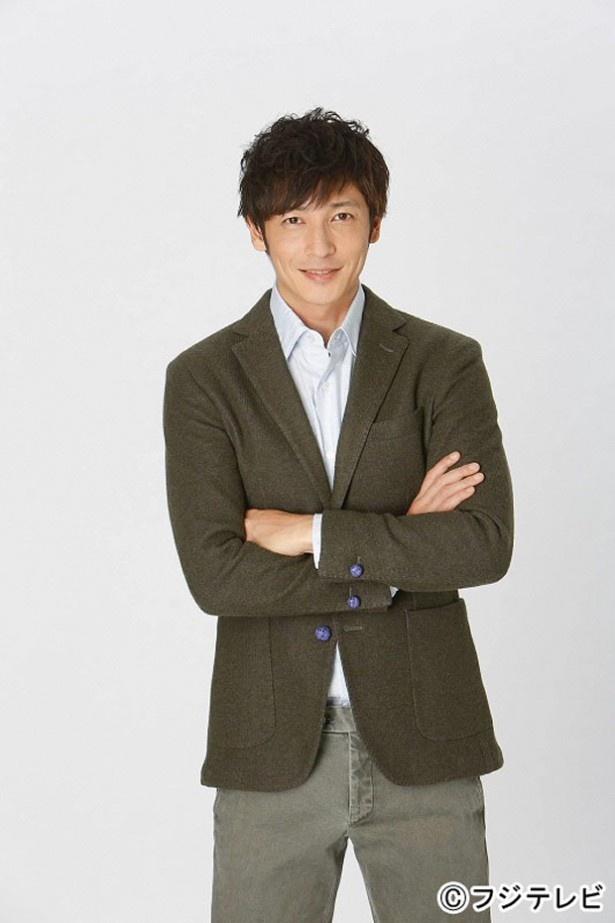 """新ドラマ「残念な夫。」の主人公・陽一を演じる玉木宏。どんな""""残念っぷり""""を見せるのか?"""