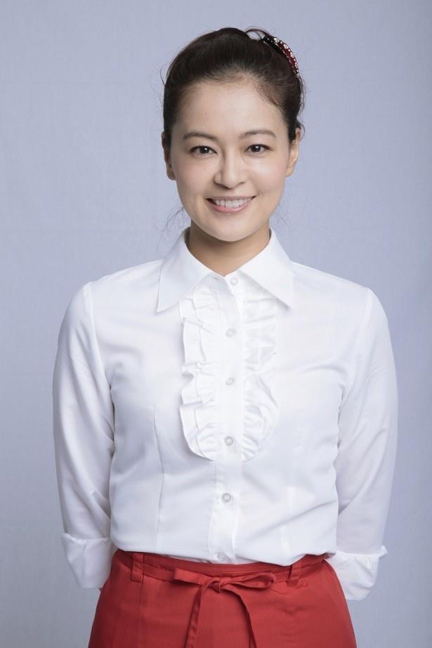 「保育探偵25時」でヒロイン・理紗役をを務める黒谷友香