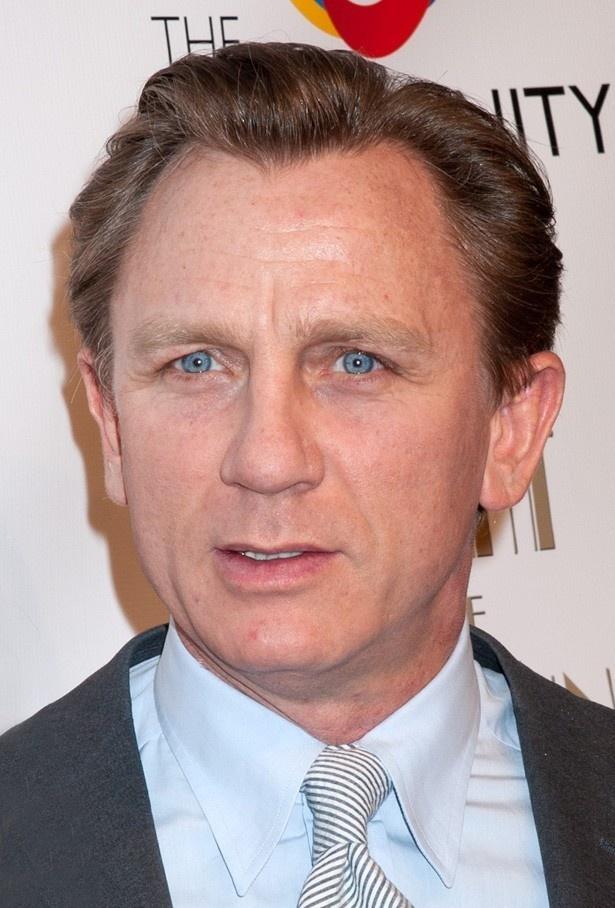 ダニエル・クレイグは『007 慰めの報酬』(08)の撮影中、体全体に