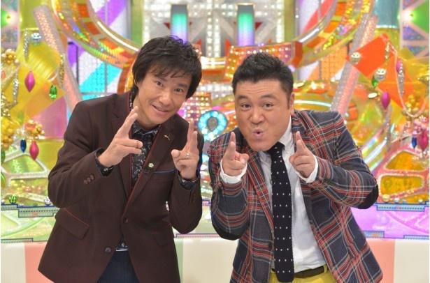 4回目の放送を迎え、中山と山崎は息の合ったところを見せる