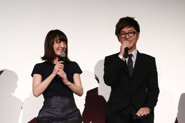 【写真を見る】「PSYCHO-PASS サイコパス」シリーズに出演する(写真左から)花澤香菜、櫻井孝宏