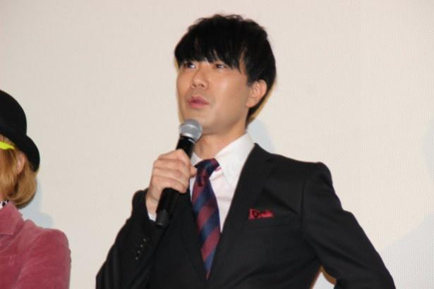 シュヌルル王子役の藤井隆