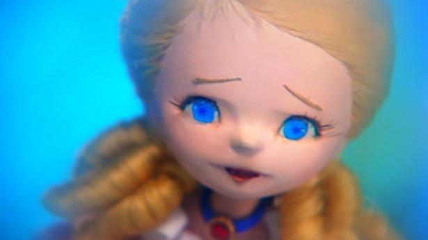 '79年の実写人形アニメーション映画「くるみ割り人形」をリ・クリエイト