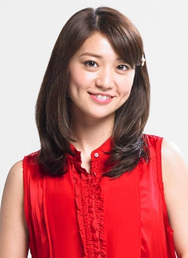 草なぎ剛主演「銭の戦争」(フジテレビ系)でヒロイン・紺野未央を演じる大島優子
