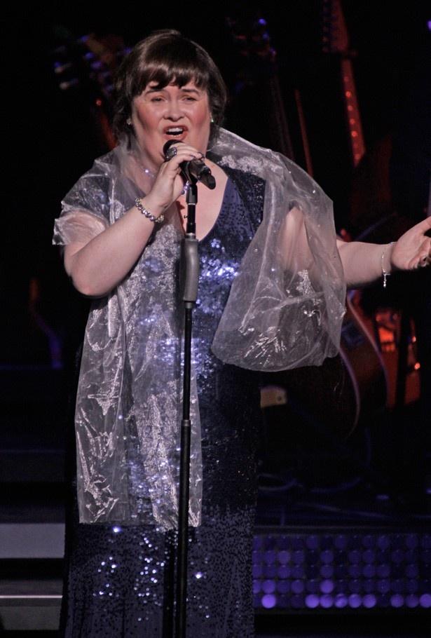 【写真を見る】スーザンは09年にオーディション番組でその才能を見いだされ、世界的スターになった