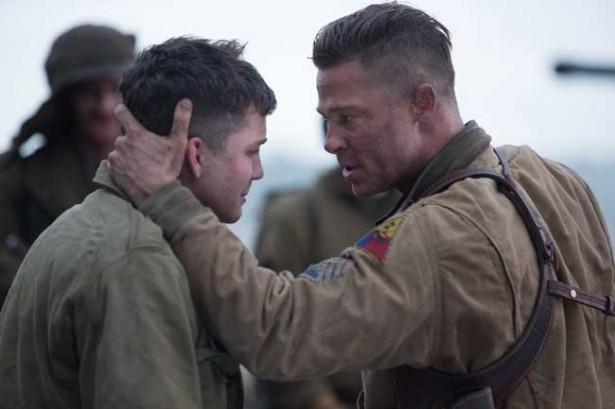 ブラッド・ピットが個性豊かな戦車乗組員のリーダーを演じた『フューリー』