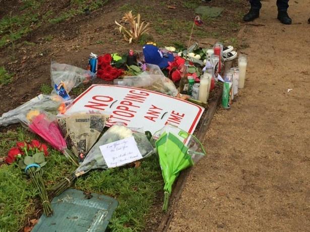 【写真を見る】何百人ものファンやメディアがポールの死を追悼