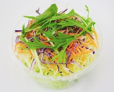 弁当男子のプラス1品サラダ!「5種野菜のミックスサラダ」(148円)