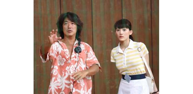 綾瀬はるかは5月には『ROOKIES 卒業』にも特別出演