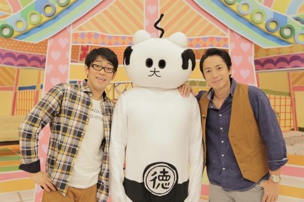 「前略、大徳さん」プロデュースは、福田充徳がおす... 福田充徳がおすすめする京都ラーメン グル