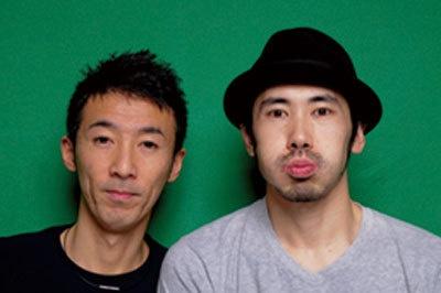 ちょっぷりん●32歳の西野恭之介(右)と33歳の小林幸太郎(左)、芦屋出身、芦屋在住で同級生の松竹芸能所属コント師