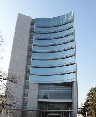 【写真を見る】東京都武蔵野市にあるNTT武蔵野研究開発センターで実験が行われた